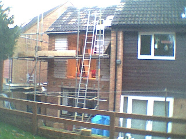 Building an extension Roof_o10