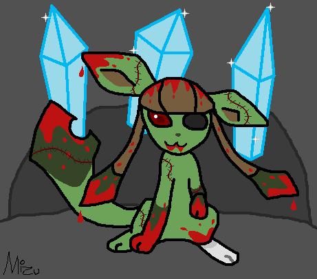 Sigma's (Poison's) Art n' Stuff Zombie20