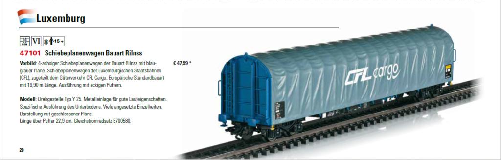 Nouveautés Ferroviaires 2019 ( Märklin Roco Noch Piko etc )  - Page 4 Cfl_ri10