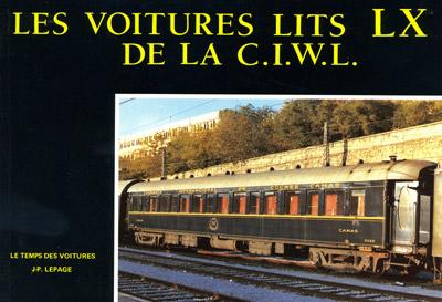 Voitures CIWL Letemp11