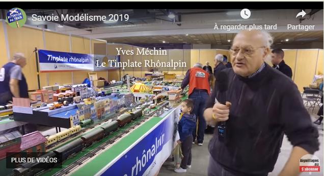 Expo à Chambéry les 2 et 3 Novembre 2019 - Page 3 Savoie11