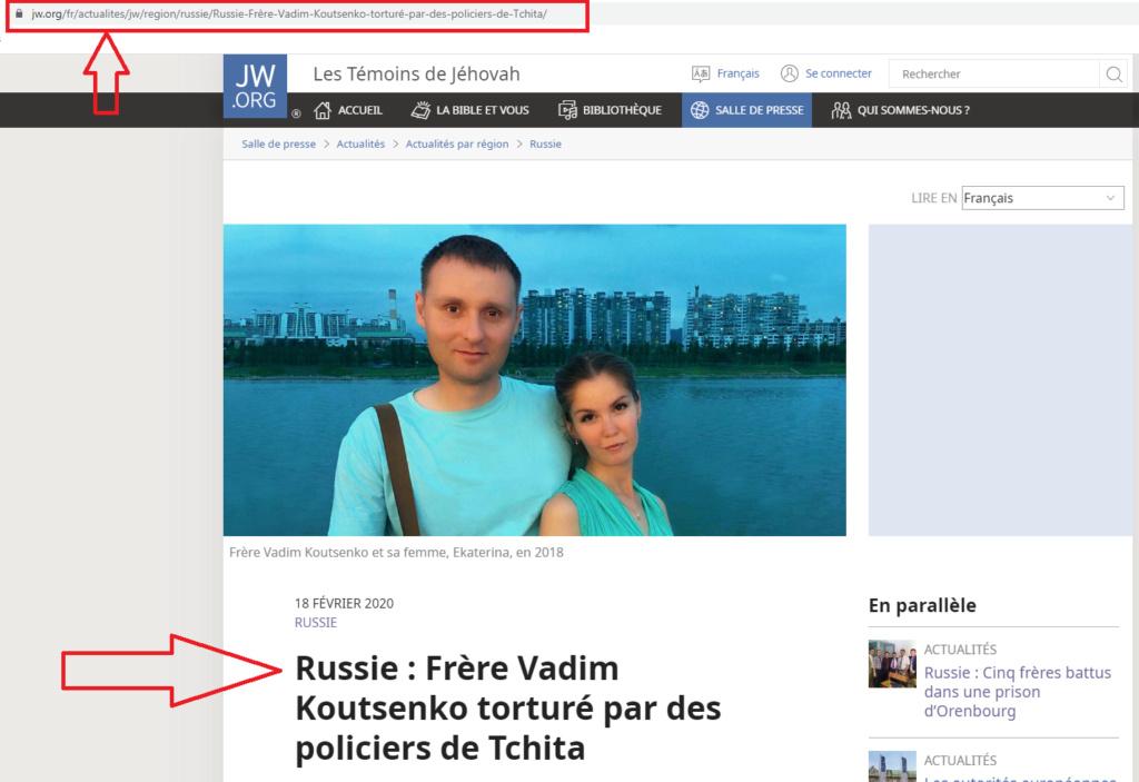 """Russie : """"carte interactive"""" concernant le harcèlement et la maltraitance des Témoins de Jéhovah - Page 5 Tdj_ru10"""