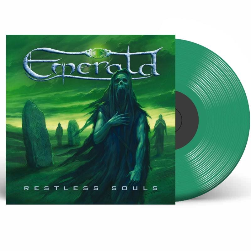 "EMERALD ""Restless Souls"" (Heavy Metal Suisse - MAI 2019) 53236710"