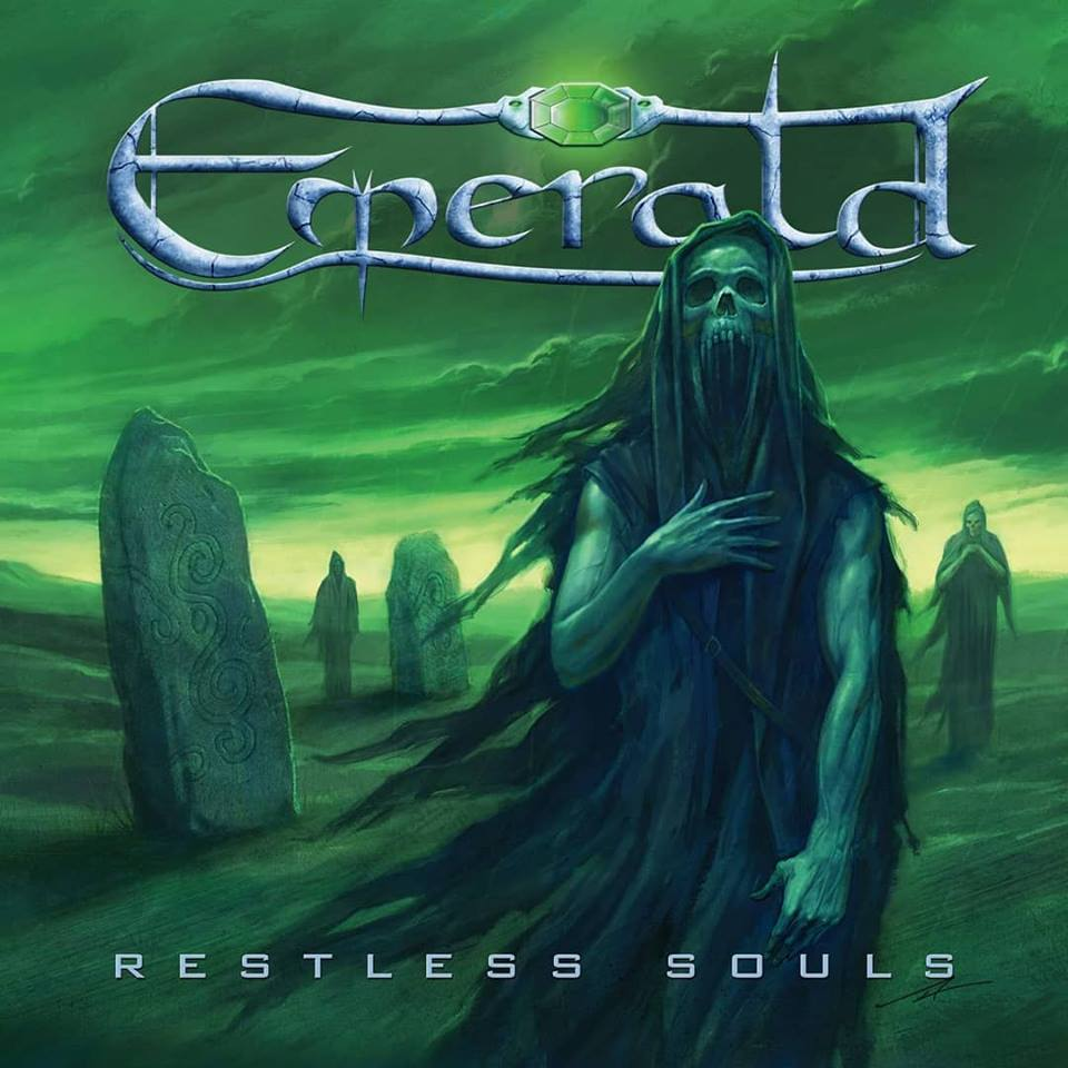 "EMERALD ""Restless Souls"" (Heavy Metal Suisse - MAI 2019) 53419710"