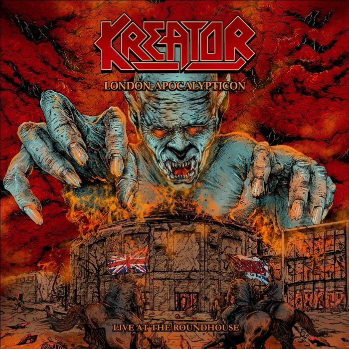 "KREATOR  ""London Apocalypticon - Live At The Roundhouse""  (FEV 2020) 6159b810"