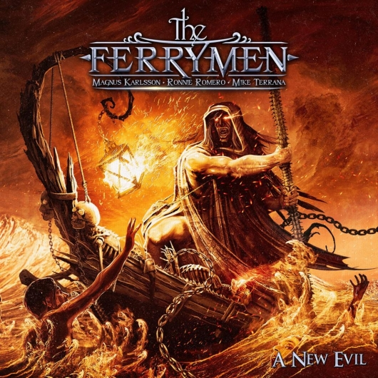 "THE FERRYMEN ""A New Evil"" (OCT 2019) 62925-10"