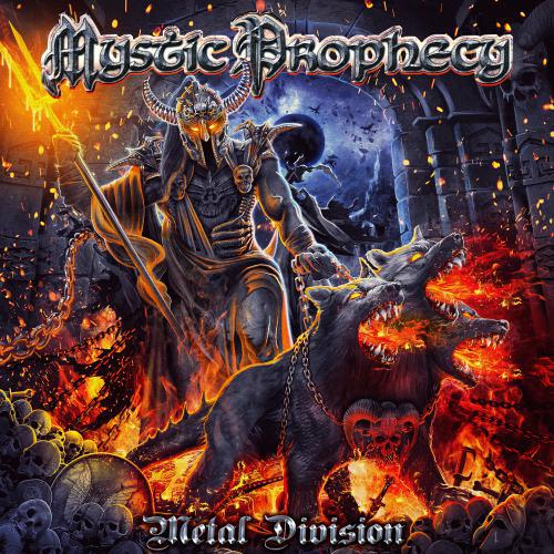"MYSTIC PROPHECY   ""Metal Division"" (Power Metal - JAN 2020) 63398-10"