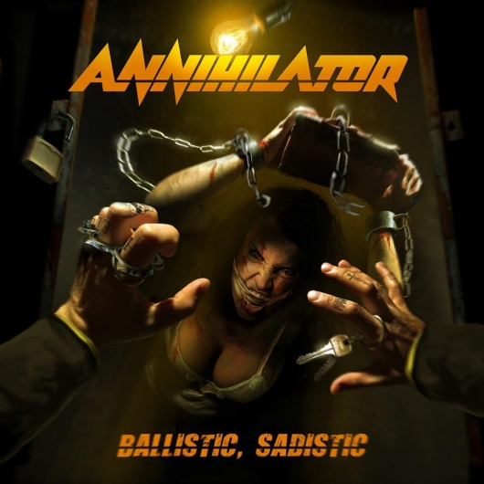 "ANNIHILATOR  ""Ballistic, Sadistic"" (JAN 2020) 63456-10"