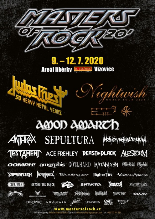 MASTERS OF ROCK FESTIVAL 2020 63679-10