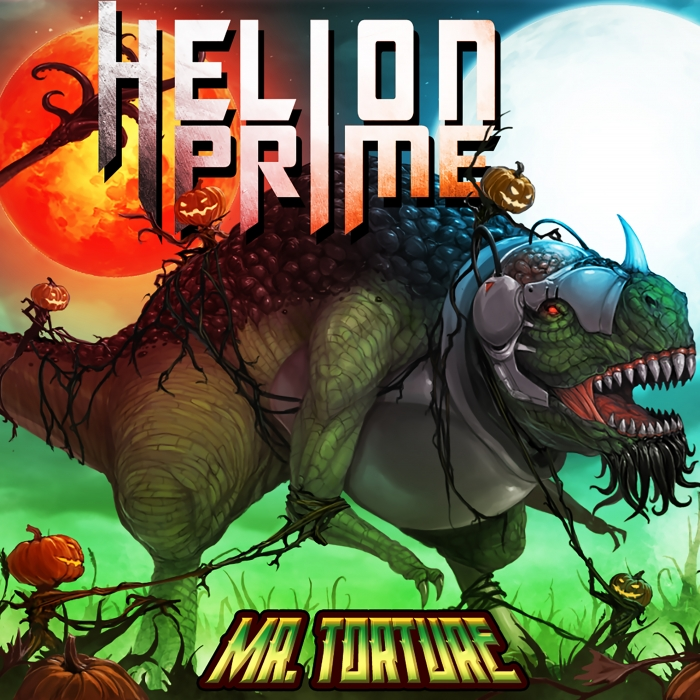"""HELION PRIME """"Mr Torture""""(POWER METAL - DEC 2019) 63740-10"""