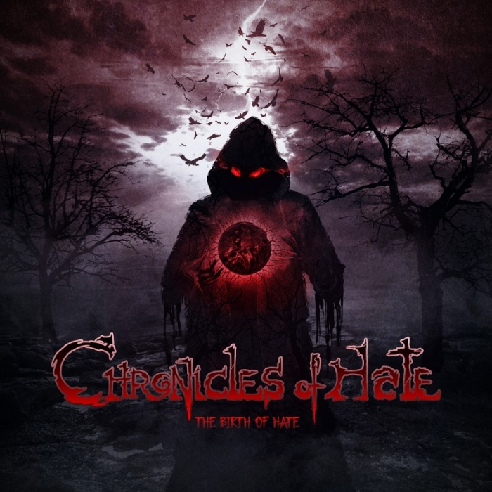 "CHRONICLES OF HATE ""The Birth of Hate""  (Death Metal -FEV 2020) 64226-10"