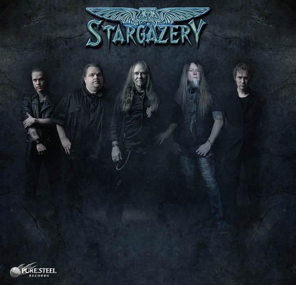 "STARGAZERY   ""Constellation"" (Heavy Metal - MAI 2020) 64710-10"