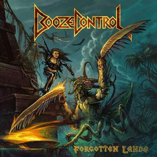 "BOOZE CONTROL ""Forgotten Lands"" (Heavy Metal - FEV 2019) 80545210"
