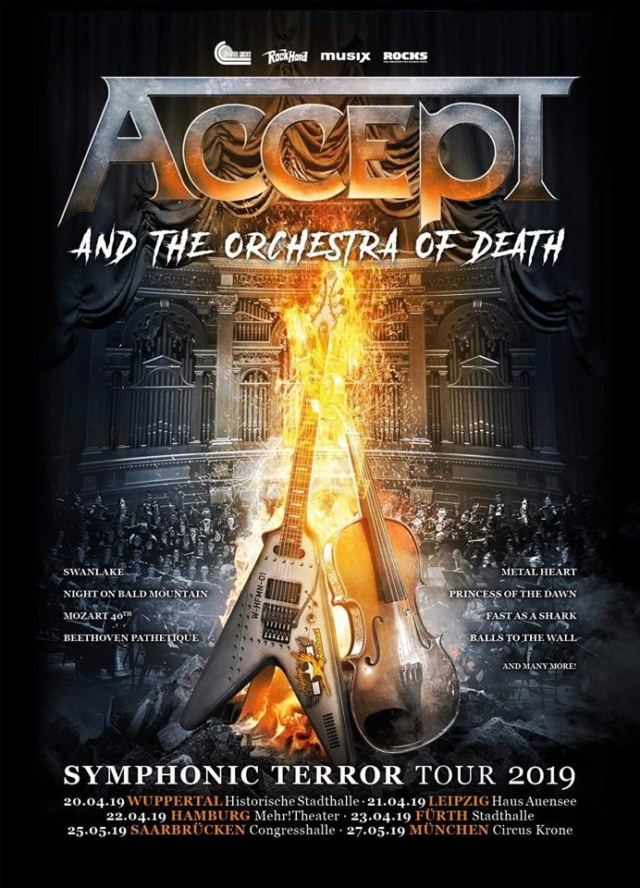 "ACCEPT ""Symphonic Terror - Live at Wacken 2017"" (NOV 2018) Accxx10"