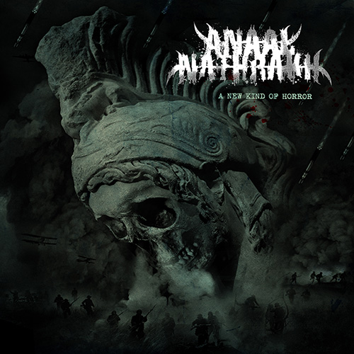 "ANAAL NATHRAKH  ""A New Kind Of Horror"" (SEPT 2018) Anaal10"