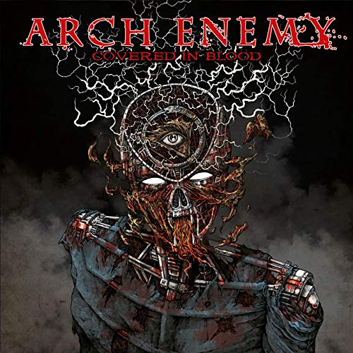 "ARCH ENEMY ""Covered In Blood""  (JAN 2019) Arch10"