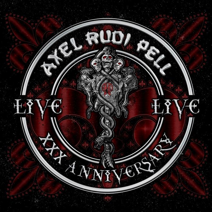"AXEL RUDI PELL  ""XXX Anniversary Live""   (JUIN 2019) Arp10"