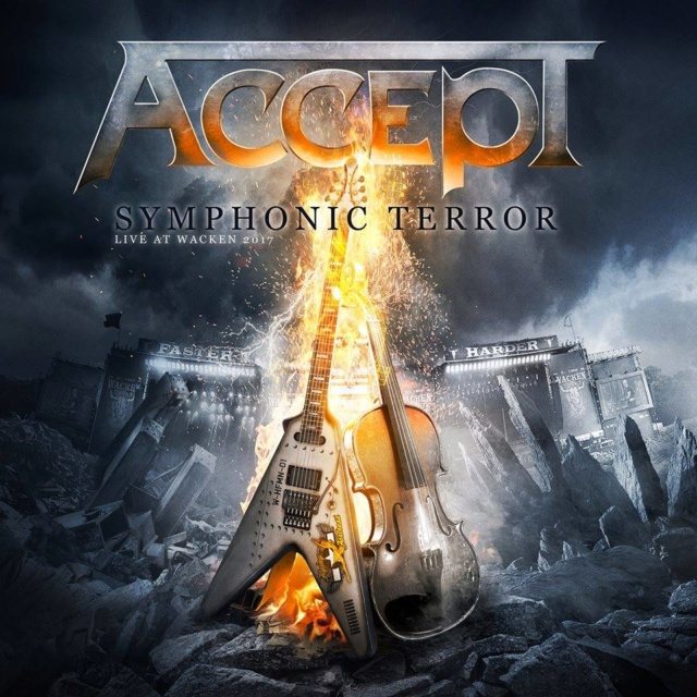 "ACCEPT ""Symphonic Terror - Live at Wacken 2017"" (NOV 2018) Ass110"