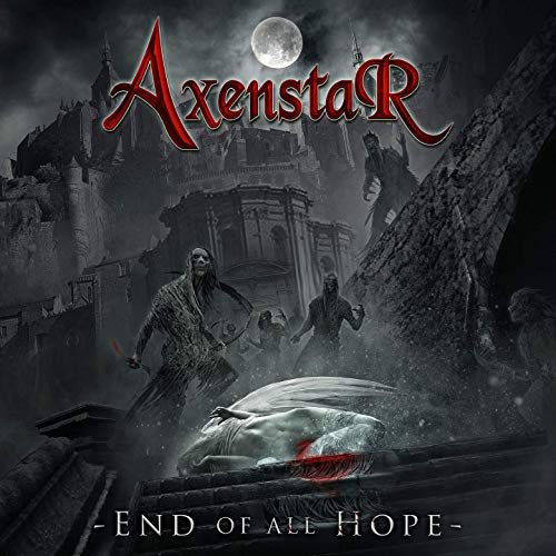 "AXENSTAR  ""End Of All Hope"" (POWER METAL - AVR 2019) Axenst10"