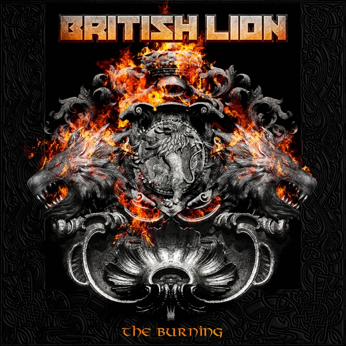 "BRITISH LION ""The Burning"" (Steve Harris JAN 2020) Britis10"