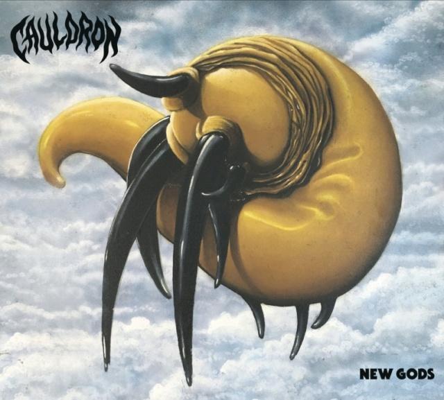 """CAULDRON  """"New Gods""""  (Heavy Metal - SEPT 2018) Cauldr10"""