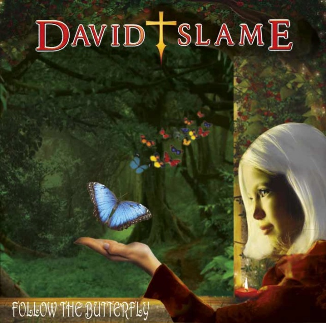 "DAVID SLAME  ""Follow The Butterfly""  (2018) David_11"