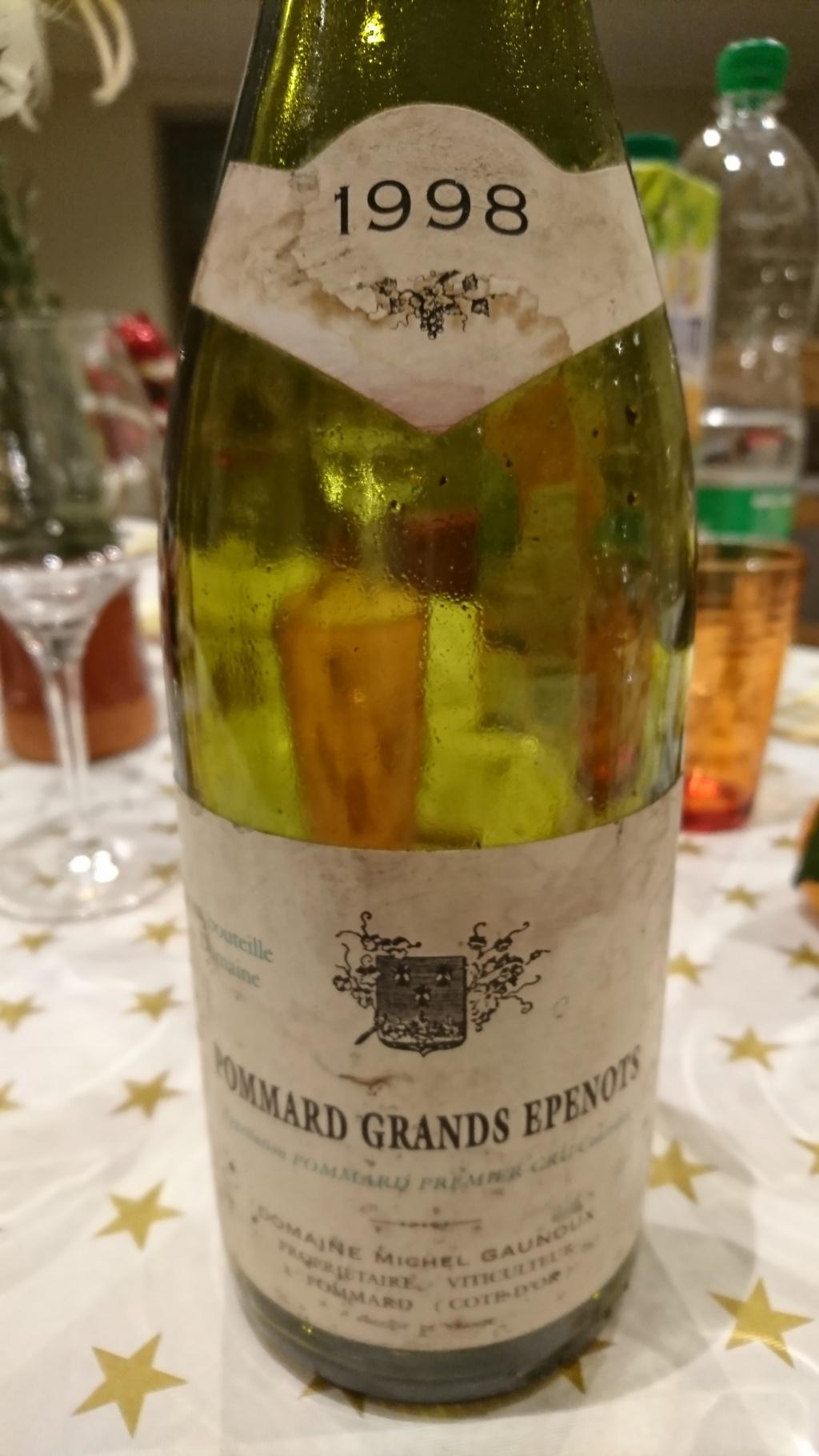 Une bonne bouteille de vin que vous avez ouverte dernièrement ... Dsc_0619