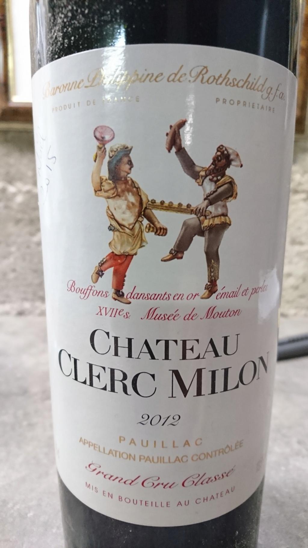 Une bonne bouteille de vin que vous avez ouverte dernièrement ... Dsc_1712