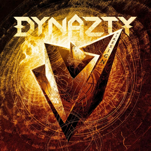 "DYNAZTY  ""Firesign"" (Melodic Metal from Sweden - 2018) Dynazt10"