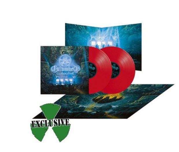 "ENTOMBED ""Clandestine"" - Live  (DEATH METAL 2019) Entomb10"
