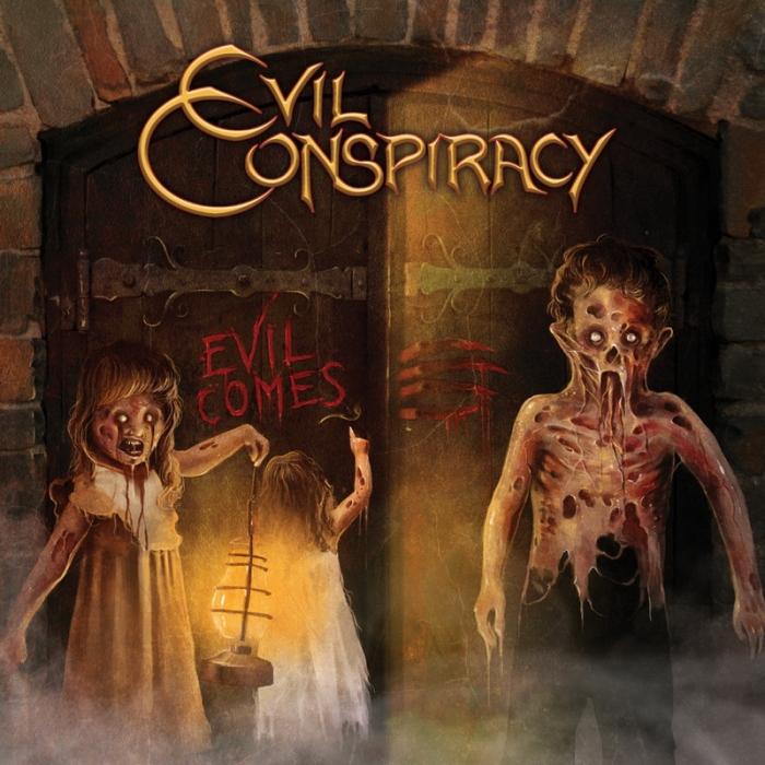 "EVIL CONSPIRACY  ""Evil Cones"" (Thrash Heavy 2019) Evil_c10"
