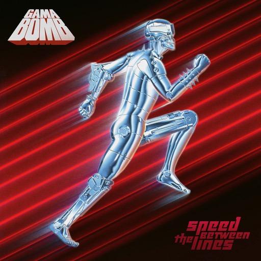 "GAMA BOMB ""Speed Between The Lines""  (Thrash - OCT 2018) Gamma10"