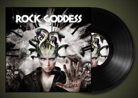 ROCK GODDESS This Time (2018) Hard/Heavy ANGLETERRE Goddes10
