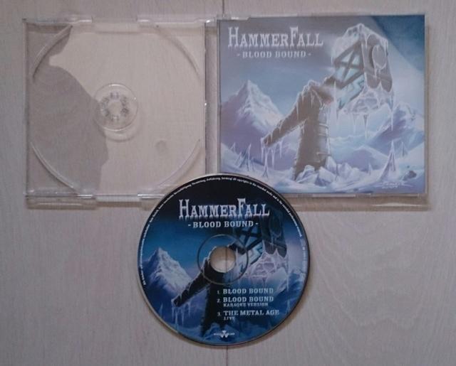 Single et Maxi CD pour les yeux !  - Page 2 Ham110