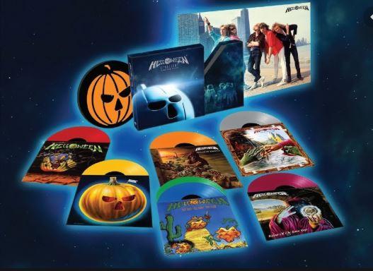 Vous avez des BOX CD ou/et Vinyles Collectors? Hello13