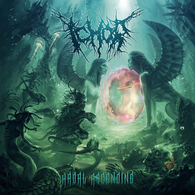 "ICHOR  ""Hadal Ascending""  (Death Metal - DEC 2018) Ichor_10"