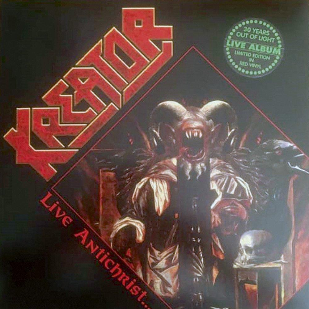 """KREATOR  """"Live Antichrist""""  (AVR 2019 - LP Limited Ed) Krea11"""