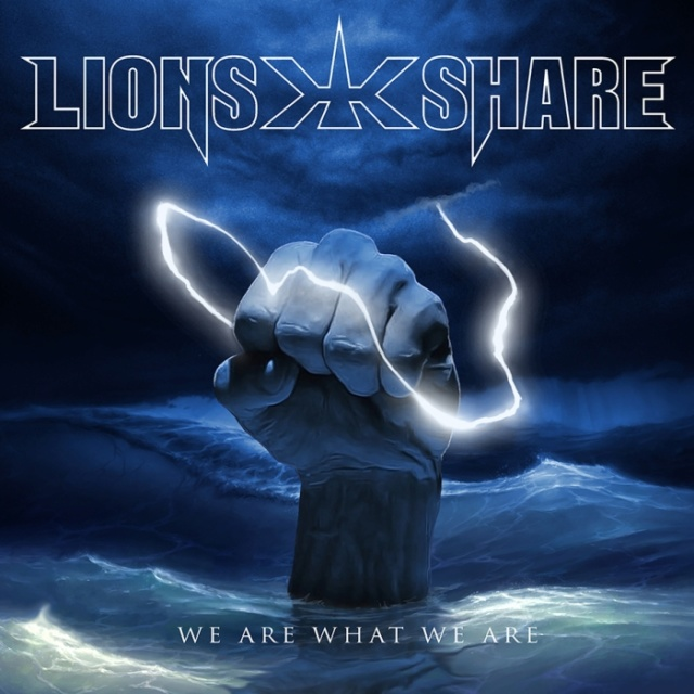 "LION'S SHARE ""We Are What We Are"" (Single 2019) Lion_s10"