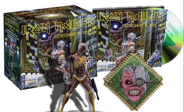 Iron Maiden, retour à l'âge de fer (Journal L'Alsace - AVR 2019) Maiden10