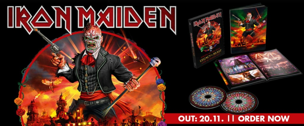 IRON MAIDEN nouvel album live Maiden11
