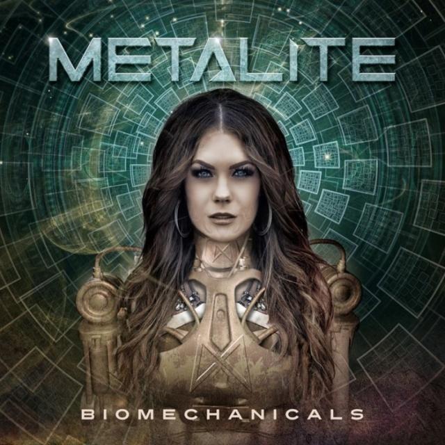 "METALITE  ""Biomechanicals""  (OCT 2019) Metali10"