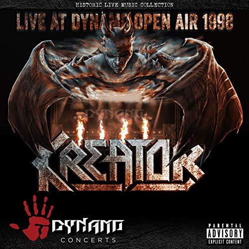 "KREATOR ""Live At Dynamo Open Air 1998""  (2019) Mlk10"