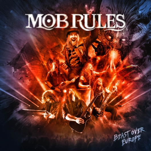 "MOB RULES ""Beast Over Europe"" (Live SEPT 2019) Mob10"