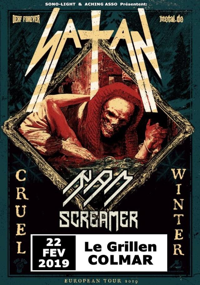 SATAN / RAM / SCREAMER Le 22/02/2019 Le Grillen Colmar Satan_10