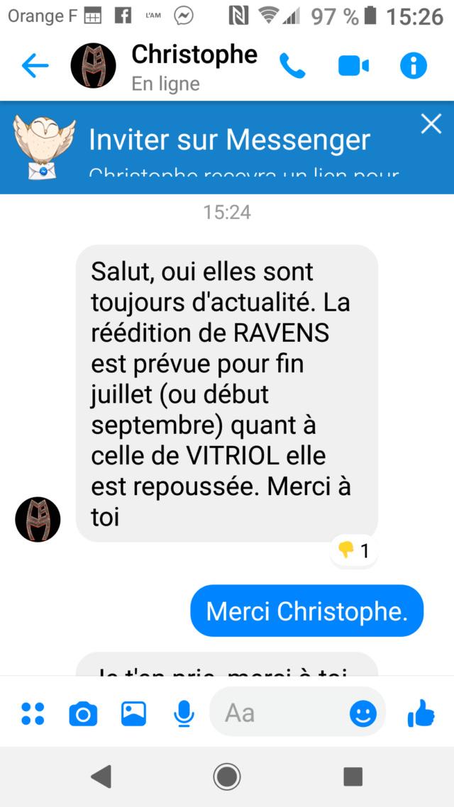 Une question d'un lecteur sur le French Metal. Screen11