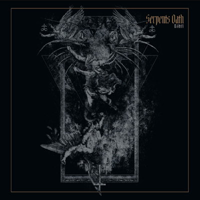 "SERPENTS OATH  ""Nihil"" (Black Metal - DEC 2020)  Serpen10"