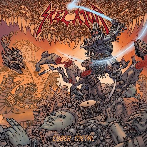 """SKELATOR """"Cyber Metal""""  (Heavy Metal - JUIN 2019) Skelat10"""