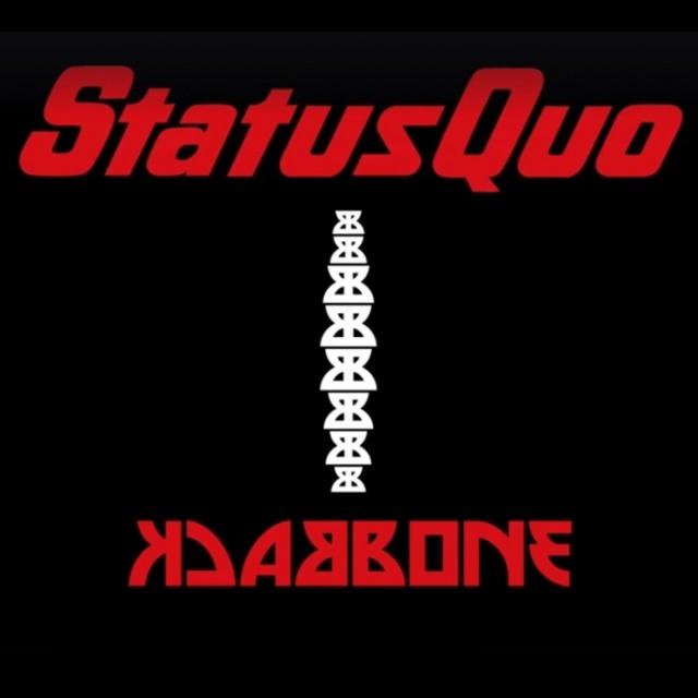 """STATUS QUO  """"Backbone""""  (SEPT 2019)  Status10"""