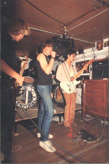 STEAMROCK  (1982/1984 ) Steamr12