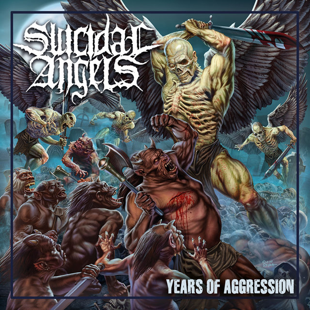 "SUICIDAL ANGELS  ""Years Of Aggression"" (Thrash - AOUT 2019) Suicid11"